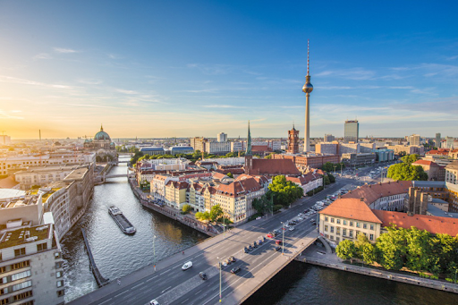 How Berlin has become a centre for European venture capital