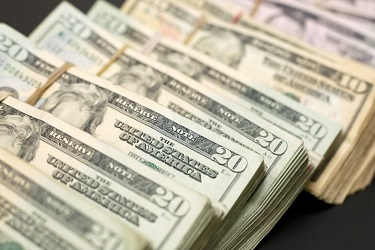 11.04 - dollar boosted by soft economic data